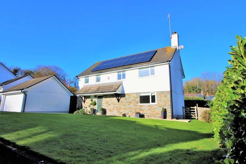 4 Bedrooms Detached House for sale in The Orchard, Yealmpton, Plymouth, Devon