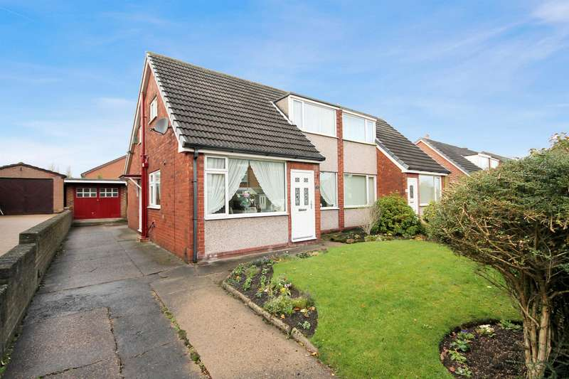 3 Bedrooms Semi Detached House for sale in Elsie Street, Farnworth, Bolton, BL4 9HT