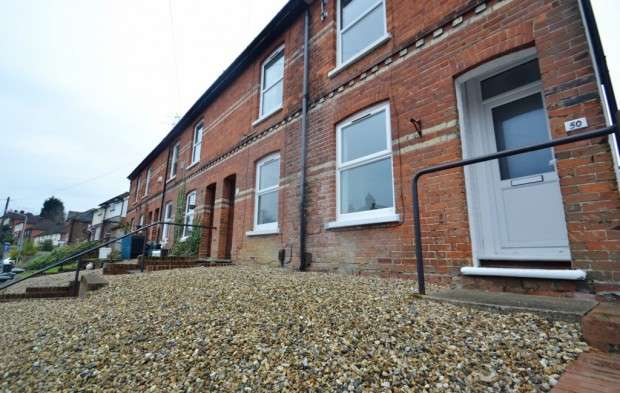 2 Bedrooms End Of Terrace House for sale in Baltic Road, Tonbridge, TN9