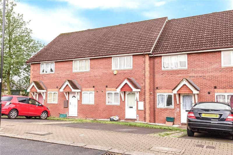 2 Bedrooms Terraced House for sale in Cherry Gardens, Northolt, Middlesex, UB5