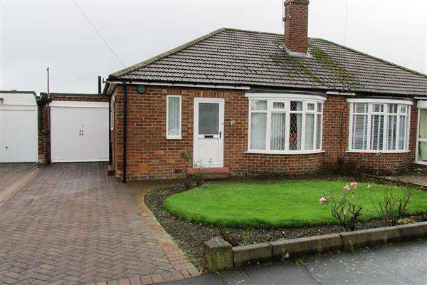 2 Bedrooms Bungalow for sale in Langdon Road, Newcastle upon Tyne