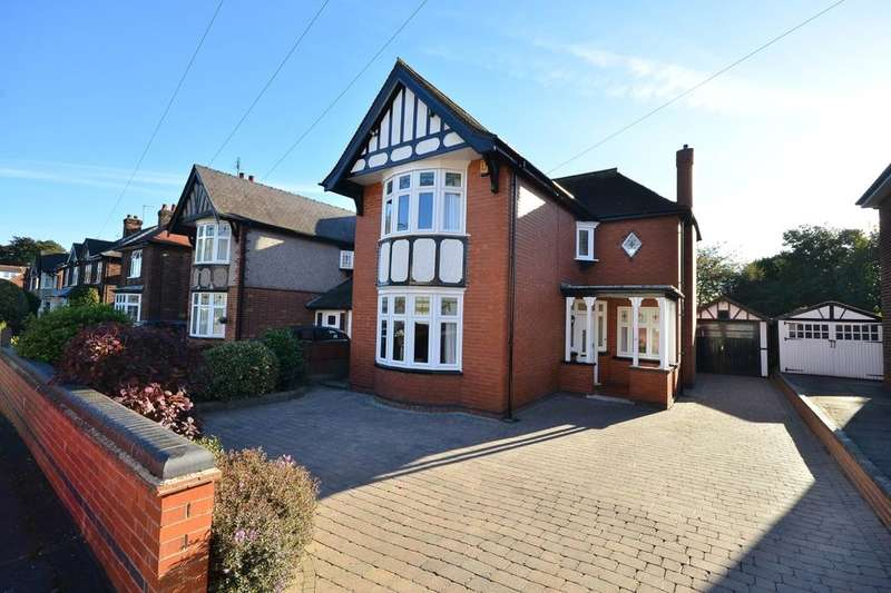 3 Bedrooms Detached House for sale in Wilmot Street, Heanor, DE75
