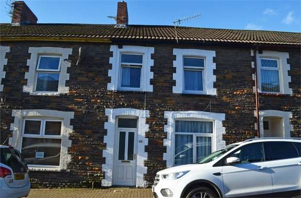 4 Bedrooms Terraced House for sale in Queen Street, Pontypridd, Mid Glamorgan