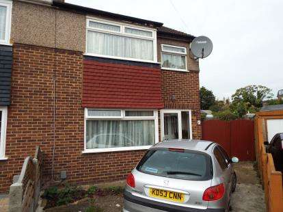 3 Bedrooms End Of Terrace House for sale in Edinburgh Crescent, Waltham Cross, Hertfordshire
