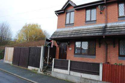3 Bedrooms Semi Detached House for sale in Fitzherbert Street, Warrington, Cheshire, WA2