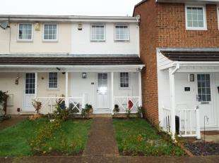 2 Bedrooms Terraced House for sale in Embassy Close, Gillingham, Kent