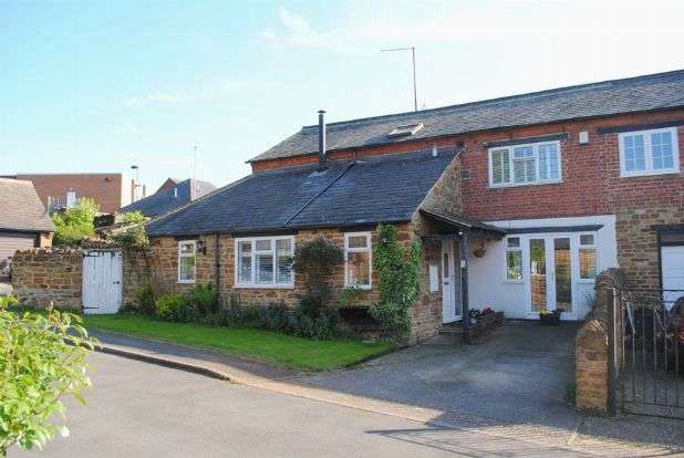 4 Bedrooms Semi Detached House for sale in Stable Court, Kingsthorpe Village, Northampton NN2 6QT