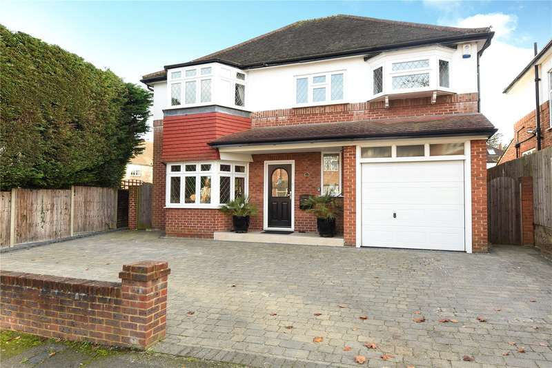 5 Bedrooms Detached House for sale in Colchester Drive, Pinner, Middlesex, HA5