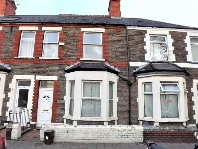 5 Bedrooms Terraced House for rent in Whitchurch Road, Gabalfa, Cardiff, CF14 3LW