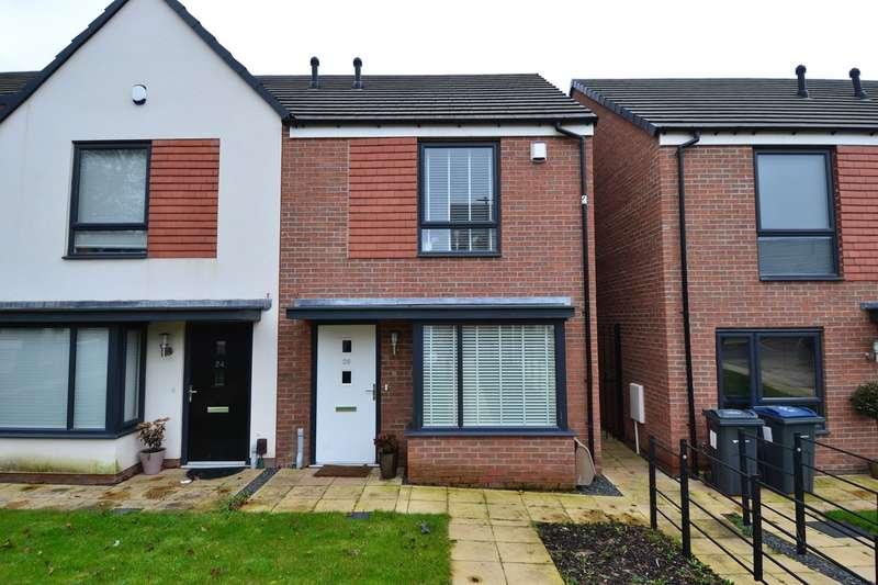 2 Bedrooms Semi Detached House for sale in Topland Grove, Northfield, Birmingham, B31