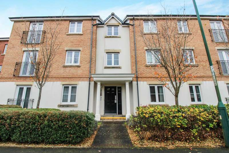 2 Bedrooms Ground Flat for sale in Clos Gwaith Dur, Ebbw Vale, NP23