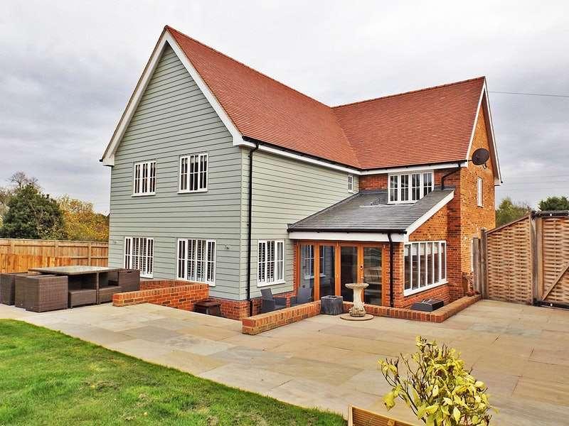 5 Bedrooms Detached House for sale in High Street, Woodbridge, Suffolk, IP13
