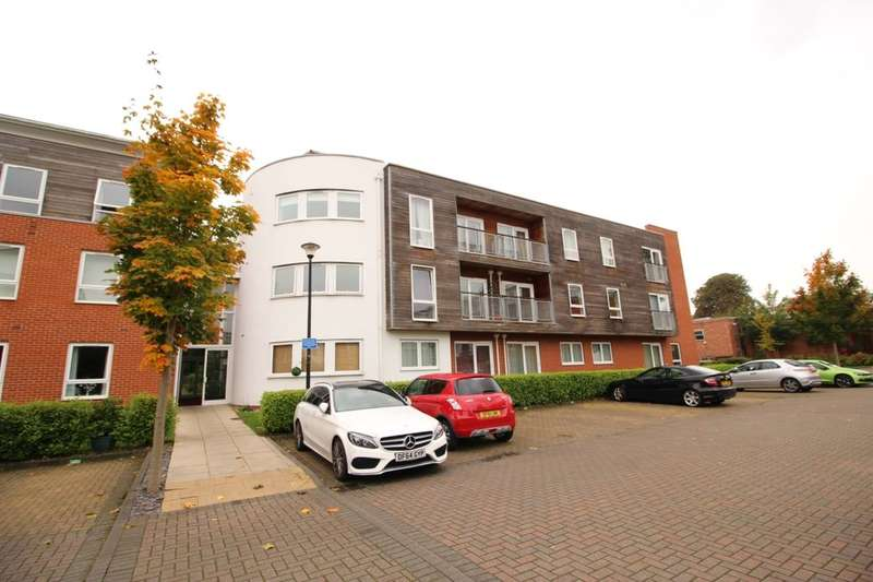 2 Bedrooms Flat for sale in Romana Square, Altrincham, WA14
