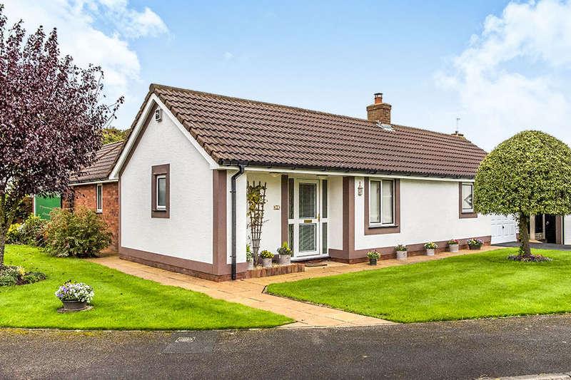 2 Bedrooms Detached Bungalow for sale in Bentley Park Road, Longton, Preston, PR4