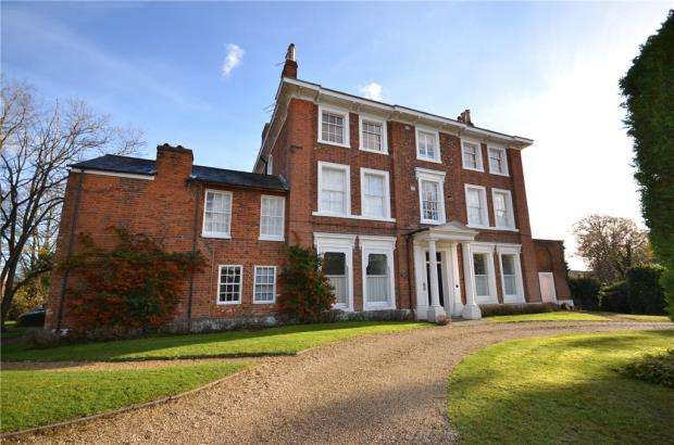2 Bedrooms Apartment Flat for sale in Wick Hill House, Kenilworth Avenue, Bracknell