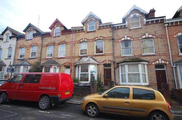 2 Bedrooms Flat for sale in Raleigh Road, St Leonards, Exeter, Devon