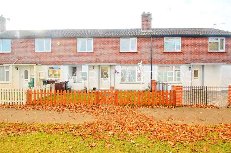 2 Bedrooms Terraced House for sale in Lordswood Road, Colchester