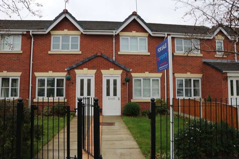 2 Bedrooms Terraced House for sale in Hansby Drive, Speke, Liverpool, Merseyside. L24 9LG