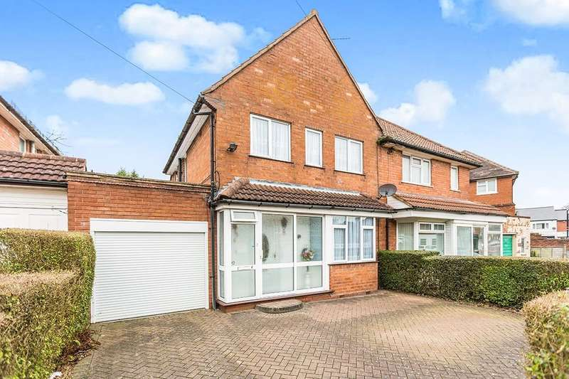 3 Bedrooms Semi Detached House for rent in St. Chads Road, Rubery,Rednal, Birmingham, B45