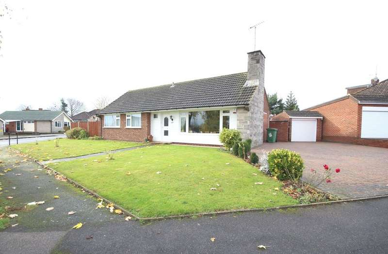 3 Bedrooms Detached Bungalow for sale in ALLINGTON