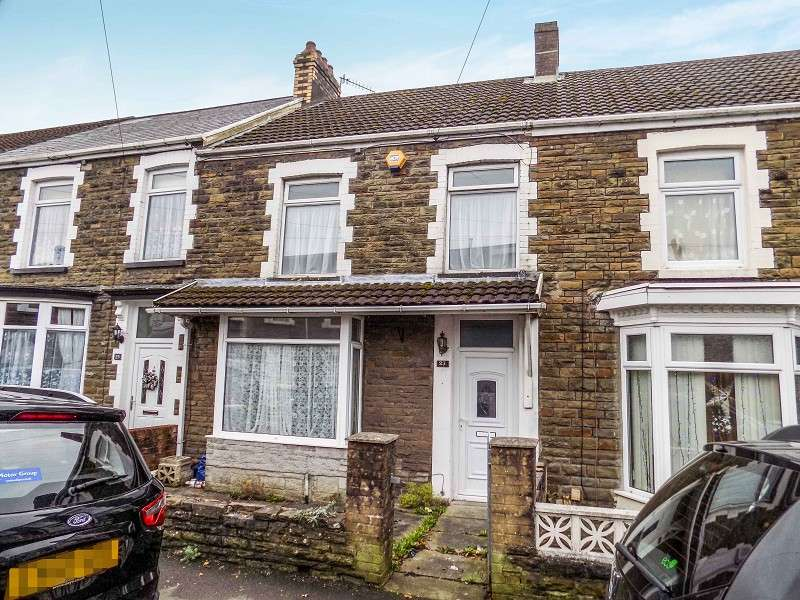 3 Bedrooms Terraced House for sale in Leonard Street, Neath, Neath Port Talbot. SA11 3HW