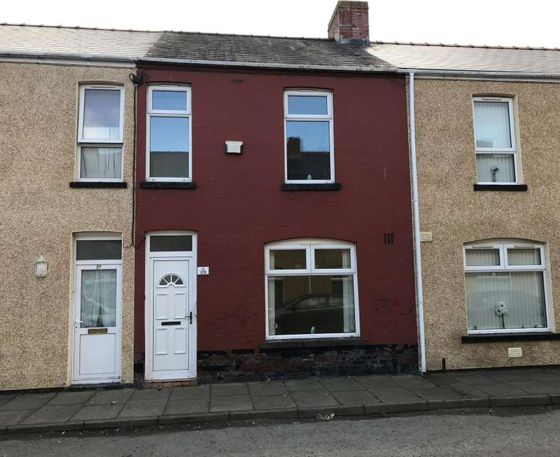 2 Bedrooms Terraced House for sale in Council Street, Ebbw Vale, Gwent, NP23 6JS