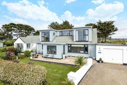 5 Bedrooms Detached House for sale in Germoe, Penzance, Cornwall