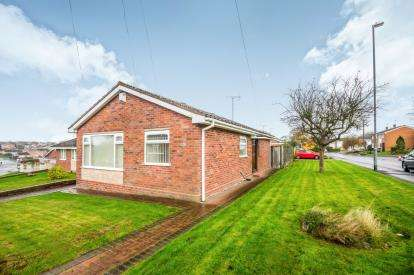 2 Bedrooms Bungalow for sale in Stroud Avenue, Short Heath, Willenhall, West Midlands