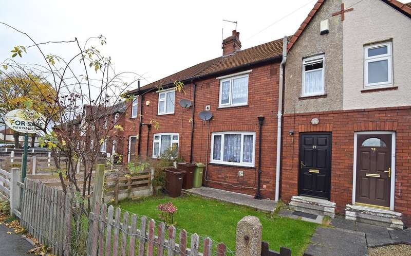 3 Bedrooms Terraced House for sale in Rutland Avenue, Wakefield