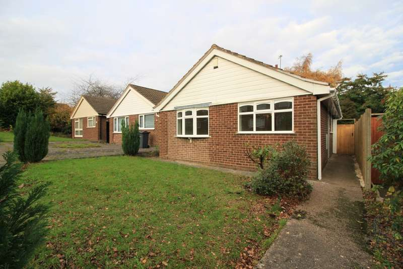 2 Bedrooms Detached Bungalow for sale in Gimble Walk, Harborne
