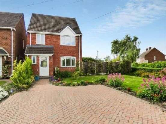 3 Bedrooms Detached House for sale in Broadmeadow Lane, Walsall
