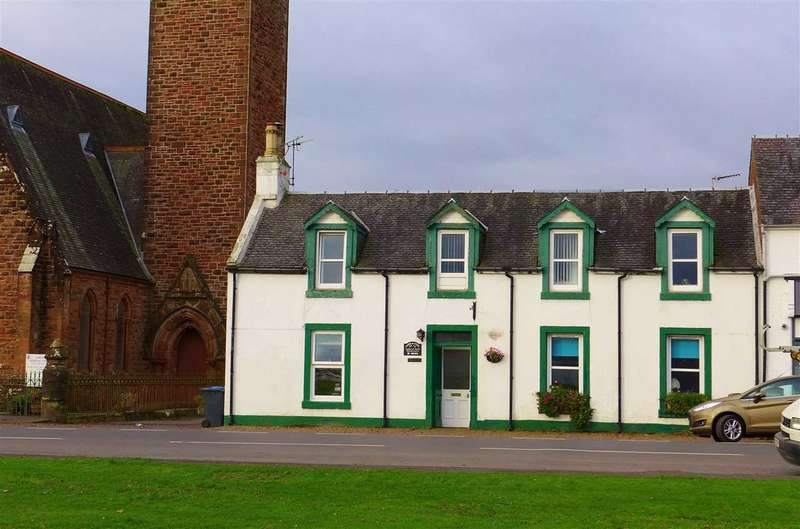 2 Bedrooms Apartment Flat for sale in Tigh An Iar, Shore Road, Lamlash