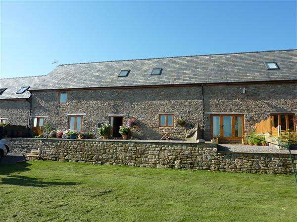 3 Bedrooms Barn Conversion Character Property for rent in The Granary, Penterry Farm, St Arvans, Chepstow