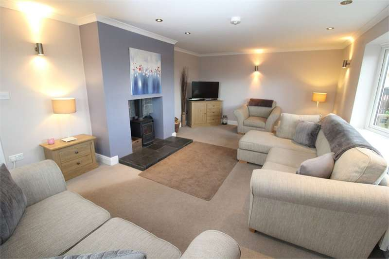 3 Bedrooms Detached House for sale in CA10 2EA, Clifton, Penrith, Cumbria
