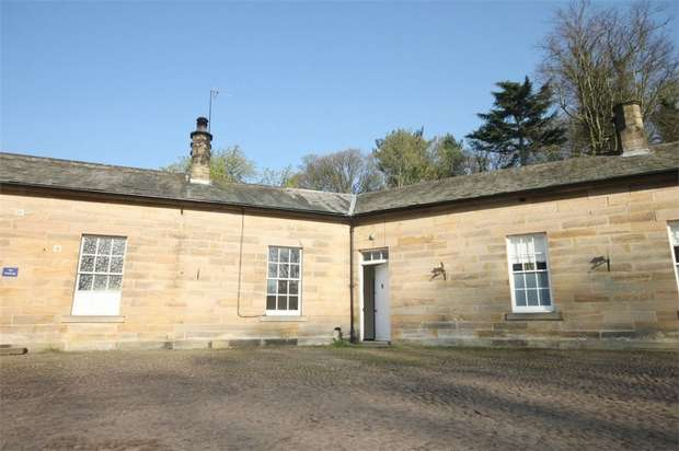 2 Bedrooms Cottage House for rent in Brancepeth Castle Golf Club, Brancepeth, Durham