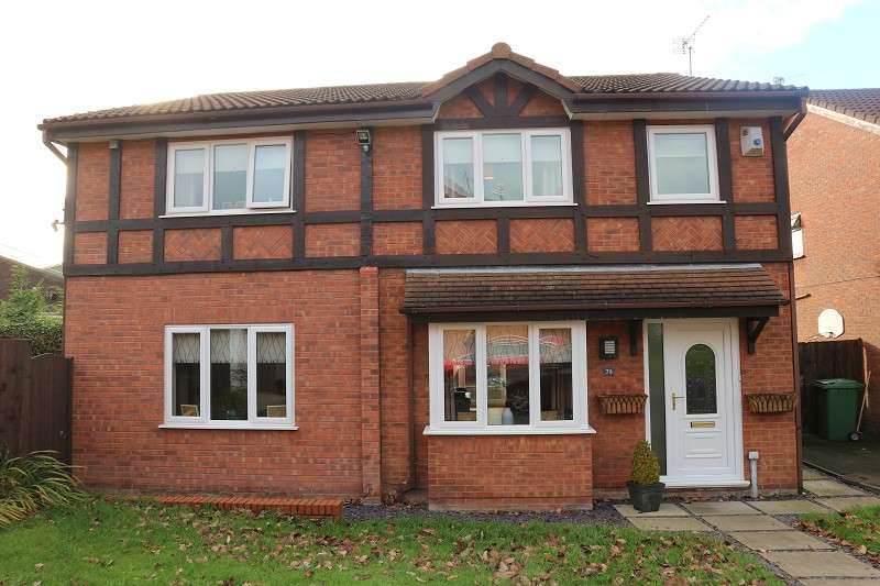 5 Bedrooms Property for sale in Kingsthorne Park, Liverpool, Merseyside. L25 0QS