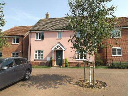4 Bedrooms Detached House for sale in Watton, Thetford