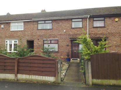 3 Bedrooms Terraced House for sale in Cheviot Avenue, St Helens, Merseyside, Uk, WA9