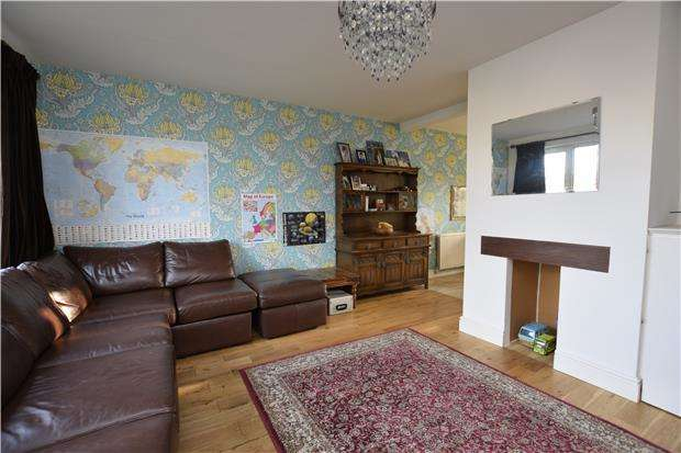 4 Bedrooms Semi Detached House for sale in Halliday Hill, Headington Oxford OX3 9PZ