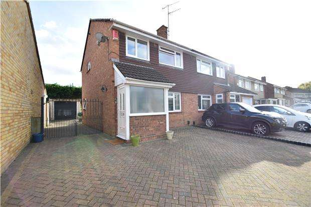 3 Bedrooms Semi Detached House for sale in Charnwood Road, BRISTOL, BS14 0JY