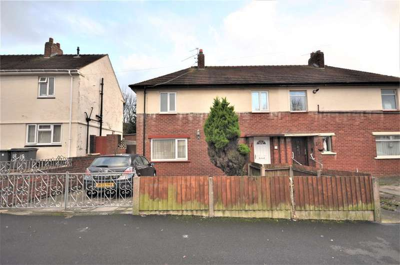 3 Bedrooms Semi Detached House for sale in Forshaw Avenue, Blackpool, Lancashire, FY3 7PW