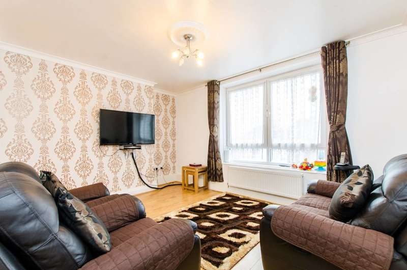 2 Bedrooms Flat for sale in Devas Street, Bow, E3