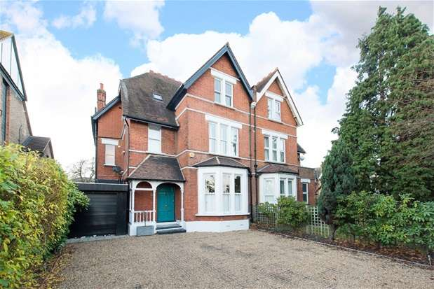 6 Bedrooms Semi Detached House for sale in Kent House Road, Beckenham