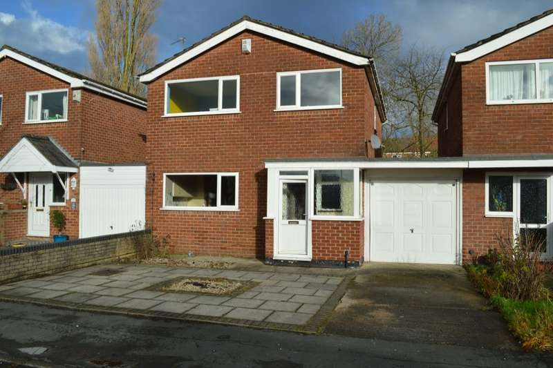4 Bedrooms Detached House for sale in Withypool Drive, Stockport, SK2