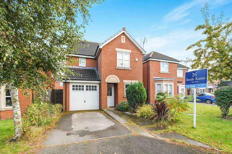 3 Bedrooms Detached House for sale in Camellia Gardens, St. Helens, WA9
