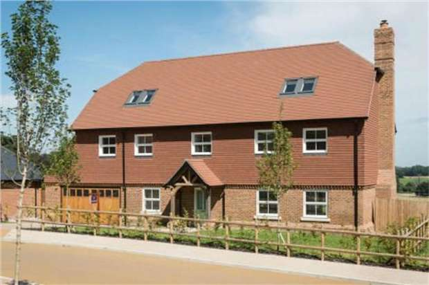 5 Bedrooms Detached House for sale in Upper Froyle, Nr. Farnham, Hampshire