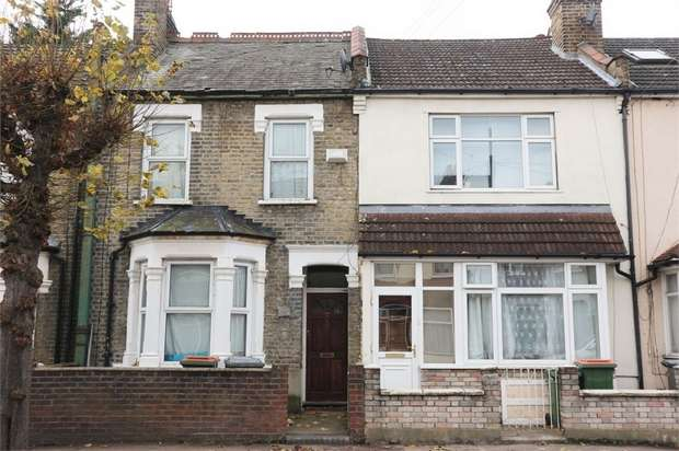 2 Bedrooms Terraced House for sale in St Albans Avenue, London