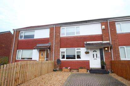 2 Bedrooms Terraced House for sale in Glenbrittle Drive, Paisley, Renfrewshire