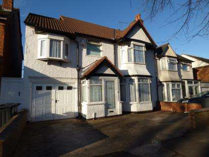 5 Bedrooms Semi Detached House for sale in Tetley Road, Sparkhill, Birmingham, West Midlands
