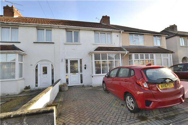 3 Bedrooms Terraced House for sale in Eighth Avenue, BRISTOL, BS7 0QS